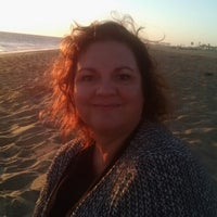 Photo taken at L Street Beach by Mike R. on 10/26/2014
