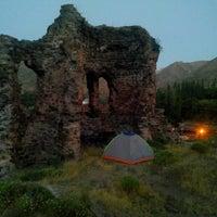 Photo taken at İspir Kalesi by Poaistan R. on 7/1/2017
