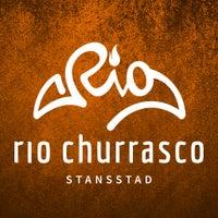 Das Foto wurde bei RIO churrasco von Flavio O. am 8/8/2014 aufgenommen