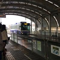 Photo taken at Moriyama Station (Y04) by Akane O. on 10/28/2017