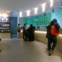 Photo taken at Maxis Centre by Athirah D. on 9/25/2015