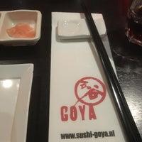 Photo taken at Goya Sushi & Grill Restaurant by Sander B. on 2/11/2016