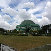 Photo taken at National Science Centre (Pusat Sains Negara) by Ajeéd on 12/16/2012