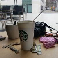 Photo taken at Starbucks by Alexander M. on 2/19/2017