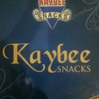 Photo taken at Kaybee Snacks by Zain A. on 7/30/2014