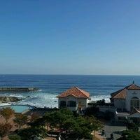 Photo taken at Sol Beach by lim j. on 11/3/2012