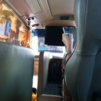 Photo taken at Inside Aeroline From QB To SWy by Sebastian S. on 2/18/2013