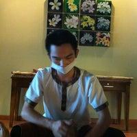 Photo taken at Royal Thai Botanical Therapy @ USJ 1 by Sebastian S. on 2/24/2013