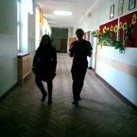 Photo taken at IX LO im. Klementyny Hoffmanowej by Marta W. on 9/9/2014