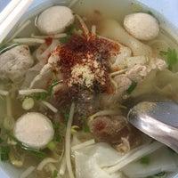 Photo taken at ลูกชิ้น อนามัย by Alrisa V. on 9/22/2016
