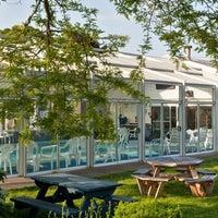 Photo taken at Town Crier Poolside Restaurant by Town Crier Poolside Restaurant on 7/23/2014