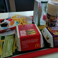 Photo taken at McDonald's by Benjamin on 7/28/2014
