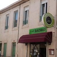 Photo taken at Le petit baobab by Le petit baobab on 7/23/2014