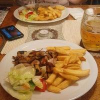 Photo taken at Restaurace č.p.4/1 by Vít on 7/30/2014