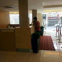 Photo taken at Hotel Bendahara by Hansen T. on 2/16/2014