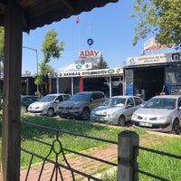 Photo taken at Sarıbaş Otomotiv (Bmw - Land) by Burhan D. on 6/2/2018