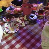 Photo taken at Tarçın Cafe by Aslı Deniz B. on 12/4/2014