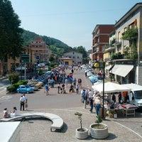 Photo taken at Piazza Garibaldi by Stefano V. on 7/21/2013
