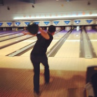 Photo taken at West Seattle Bowl by Jeff C. on 9/16/2012