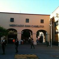 Photo taken at Mercado De Comidas San Camilito (Garibaldi) by Dave A. on 6/4/2013