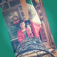 Photo taken at Los Adobes by Pablo D. on 9/15/2014