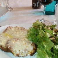 Photo taken at Napoli Trattoria by Ale P. on 7/8/2017