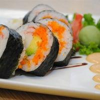 Photo taken at Ikebana Sushi Bar - Carolina by Ikebana Sushi Bars & Japanese Restaurants on 7/24/2014