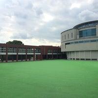 Photo taken at 智辯学園和歌山小学校・中学校・高等学校 by バジル on 9/18/2014