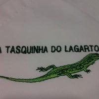 Photo taken at Tasquinha do Lagarto by Lia W. on 4/16/2013