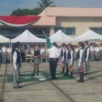 Photo taken at Colegio La Salle Veracruz by Jesus M. on 7/16/2016