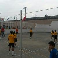 Photo taken at Colegio La Salle Veracruz by Jesus M. on 11/21/2015