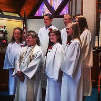 Photo taken at St Stephen's Evangelical Lutheran Church by Amanda S. on 5/12/2013
