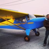 Photo taken at Reigle Airport by Amanda S. on 1/17/2016