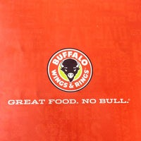 Photo taken at Buffalo Wings & Rings by Brent H. on 10/18/2012