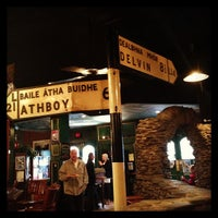 Photo taken at Tír na nÓg Irish Pub by Brent H. on 3/24/2013