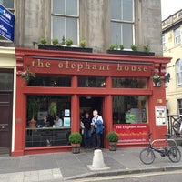 Photo taken at The Elephant House by Sheldon C. on 6/18/2013