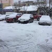 Photo taken at Çınaraltı Lapseki by Yunus Ö. on 1/9/2017