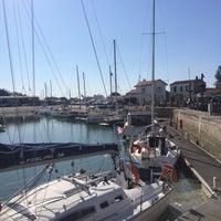 Photo taken at Port d'Ars-en-Ré by Julie D. on 9/6/2015