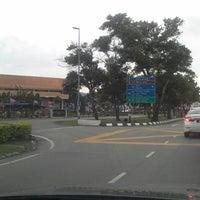 Photo taken at Traffic Light, Bakau Condong by Nurul Q. on 12/10/2013