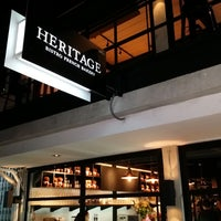 Photo taken at Heritage Bakery Cafe & Bistro by Heritage Bakery Cafe & Bistro on 12/18/2014