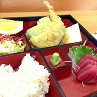 Photo taken at Seto Tempura House by Hidekazu I. on 11/29/2012