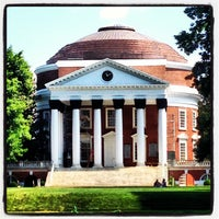 Photo taken at University of Virginia by Julie M. on 6/28/2013