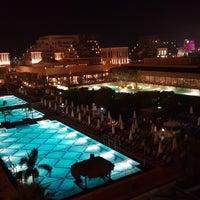 8/20/2017 tarihinde Andrey B.ziyaretçi tarafından Rixos Bab Al Bahr Pool'de çekilen fotoğraf