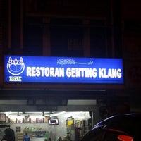 Photo taken at Restoran Genting Klang by hafiz i. on 5/11/2014