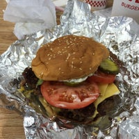 Photo taken at Five Guys by Martin P. on 3/10/2015