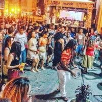 Photo taken at Praça Antenor Navarro by Wilton N. on 11/6/2015