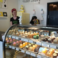 Photo taken at Retro Bakery by Lester R. on 3/23/2013