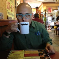 Photo taken at Sonio's Cafe by Lester R. on 5/3/2013
