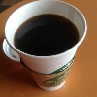 Photo taken at Starbucks by Kenichi T. on 2/16/2013