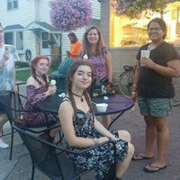 Photo taken at Ranison's Ice Cream & Candy Shop by Scott N. on 7/18/2017